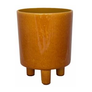 Pisa Bowl Mustard 19Cm