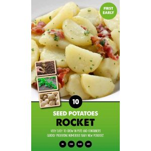 Seed Potatoes – Rocket