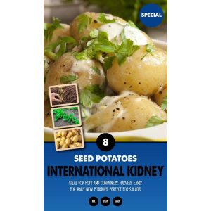 Seed Potatoes – International Kidney