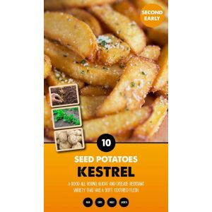 Seed Potatoes – Kestrel
