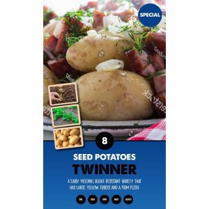 Seed Potatoes – Twinner Special
