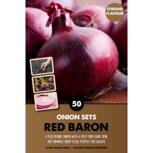 Onion Set – Red Baron