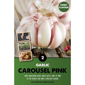 Garlic Set – Carousel Pink