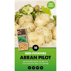 Seed Potatoes – Arran Pilot