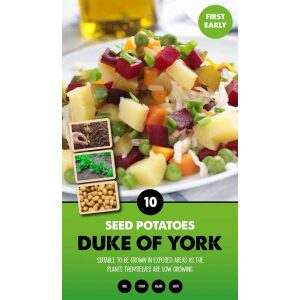Seed Potatoes – Red Duke of York