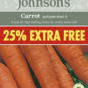 Carrot Autumn King 2 JAZ