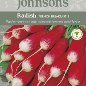 Radish French Breakfast 3 JAZ