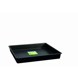 Square Tray Black