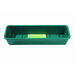 Premium Window Sill Seed Tray Green 37