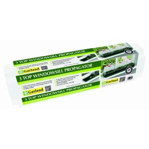 Three Top Windowsill Propagator