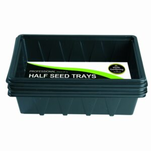 Professional Half Seed Trays 5pk