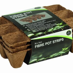 Fibre Pot Strips 36Pk