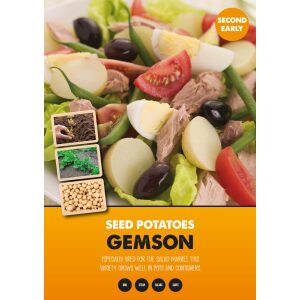 Seed Potatoes – Gemson