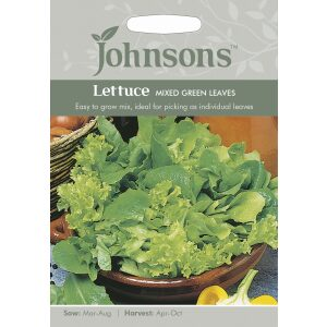 Lettuce Mixed Green Leaves JAZ