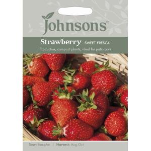 Strawberry Sweet Fresca Jaz