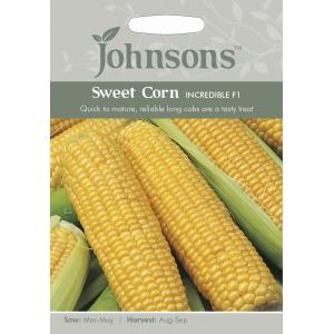 Sweet Corn Incredible F1 JAZ