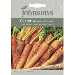 Carrot Resistafly Tozresis F1 JAZ