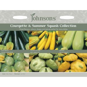 Courgette+Summer Squash Collection JAZ