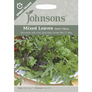 Mixed Leaves Fancy Frills SP JAZ