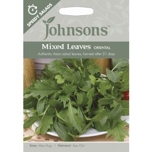 Mixed Leaves Oriental SP JAZ