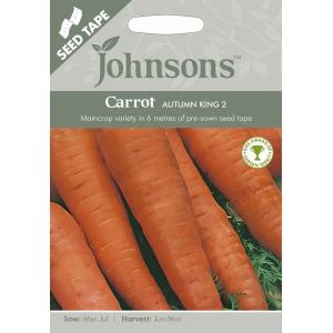 Tape Carrot Autumn King 2 JAZ