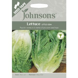 Tape Lettuce Little Gem Jaz