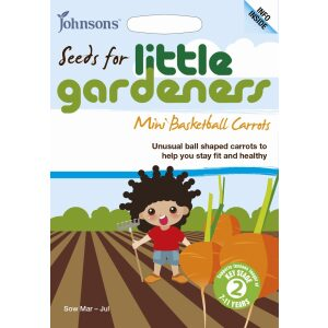 Mini Basketball Carrots LG JAZ