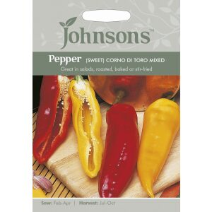 Pepper Sweet Corno Di Toro Mixed JAZ