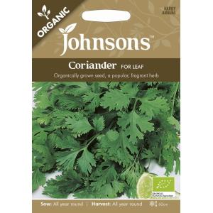 Coriander Cilantro For Leaf ORG JAZ