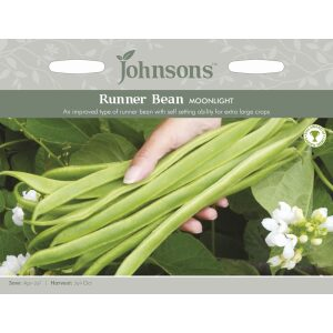 Runner Bean Moonlight JAZ