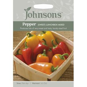 Pepper Sweet Lunchbox Mixed Jaz