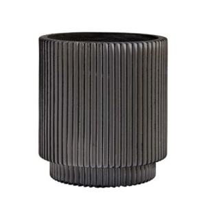 Groove Vase Cylinder