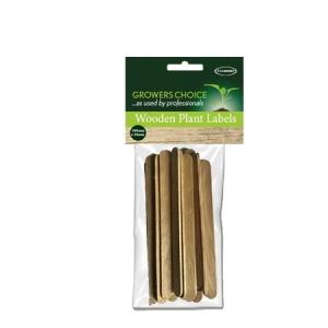 Wooden Plant Labels 25pk