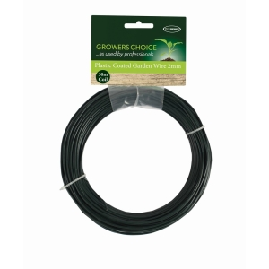 Plastic Coated Garden Wire Coil 2Mm
