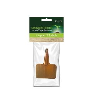 Copper T Labels 10pk