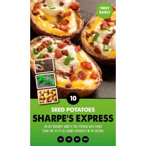 Seed Potatoes – Sharpes Express