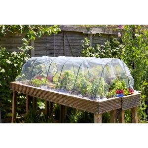 Smart Garden G50 Poly Sheet, Clear, 2x5m POS 16