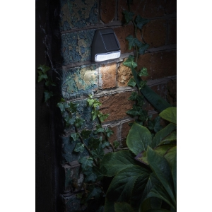 Super Bright Wall Fence Post Light 3 Lumen