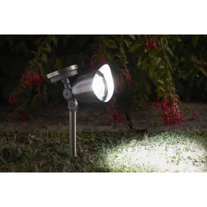 Super Bright Mega Spotlight Stainless