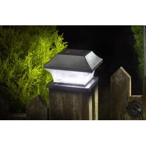 Super Bright Fence Post Light 3 Lumen