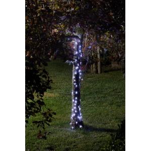 Solar Firefly String Lights 100 Cool White