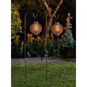 Forli Flaming Lantern 2Pk
