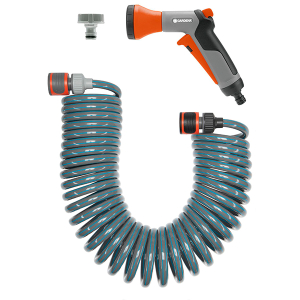 10M Spiral Hose Set