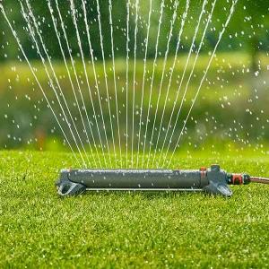 Oscillating Sprinkler Aquazoom L