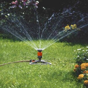 Comfort Circular Sprinkler With Stand