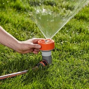 Classic 4 Pattern Sprinkler Twist