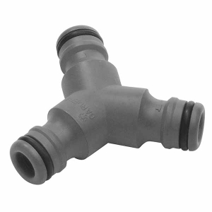 3-Way Y Coupling For Hoses