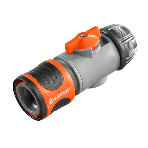 Hose Connector With Control Valve