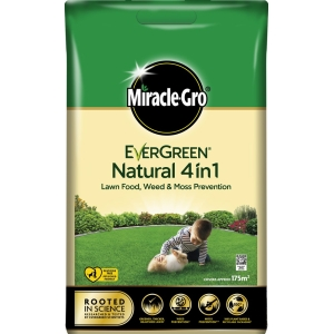 Miracle Gro Natural 4 In 1 175M2