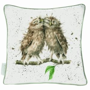 Birds Of A Feather Cushion